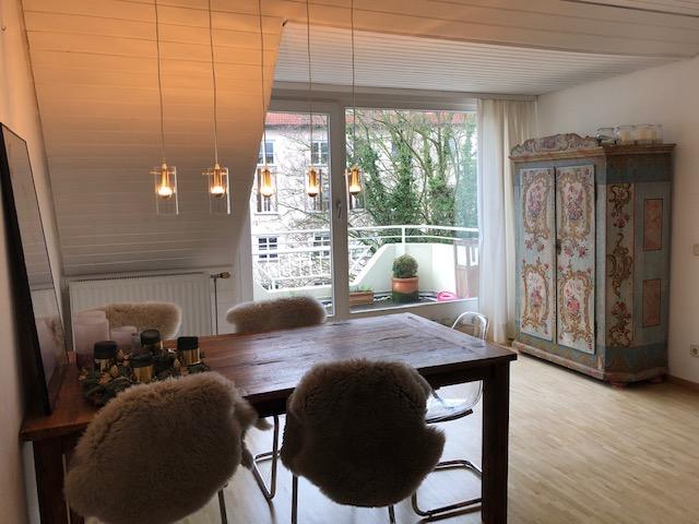 Vorschau-Bild für Helle und gemütliche Maisonette-Wohnung - super zentral!