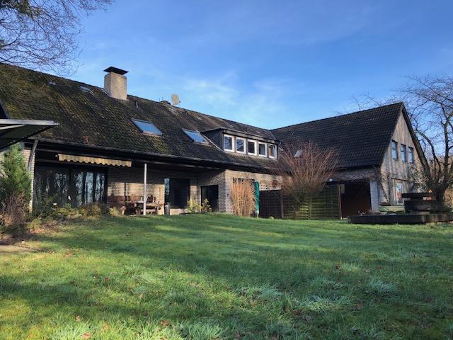 Vorschau-Bild für Alte Villa mit tollem Grundstück und Potential im Herzen von Münster-Hiltrup!